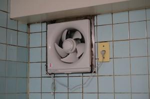 製造室 換気扇