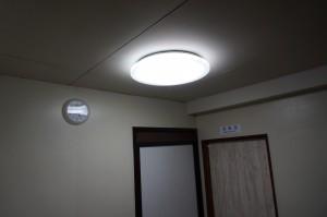 製造室 照明